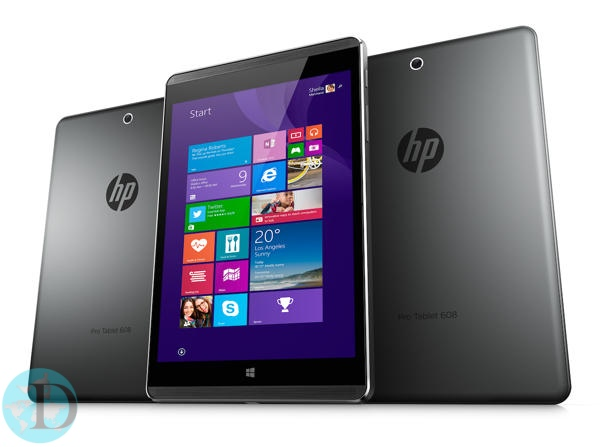 HP Pro Tablet