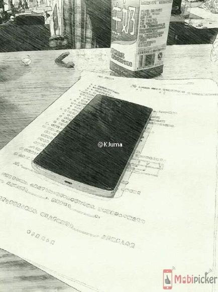 OnePlus-2-Sketch