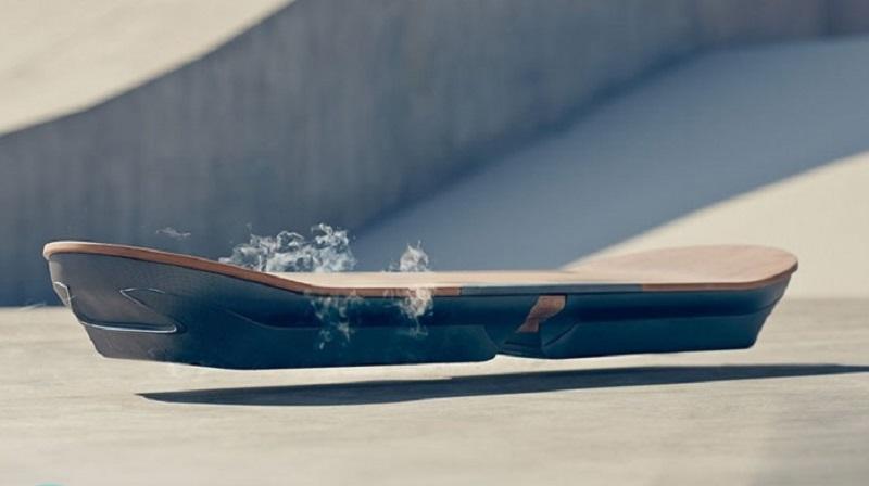 lexus rea hoverboard