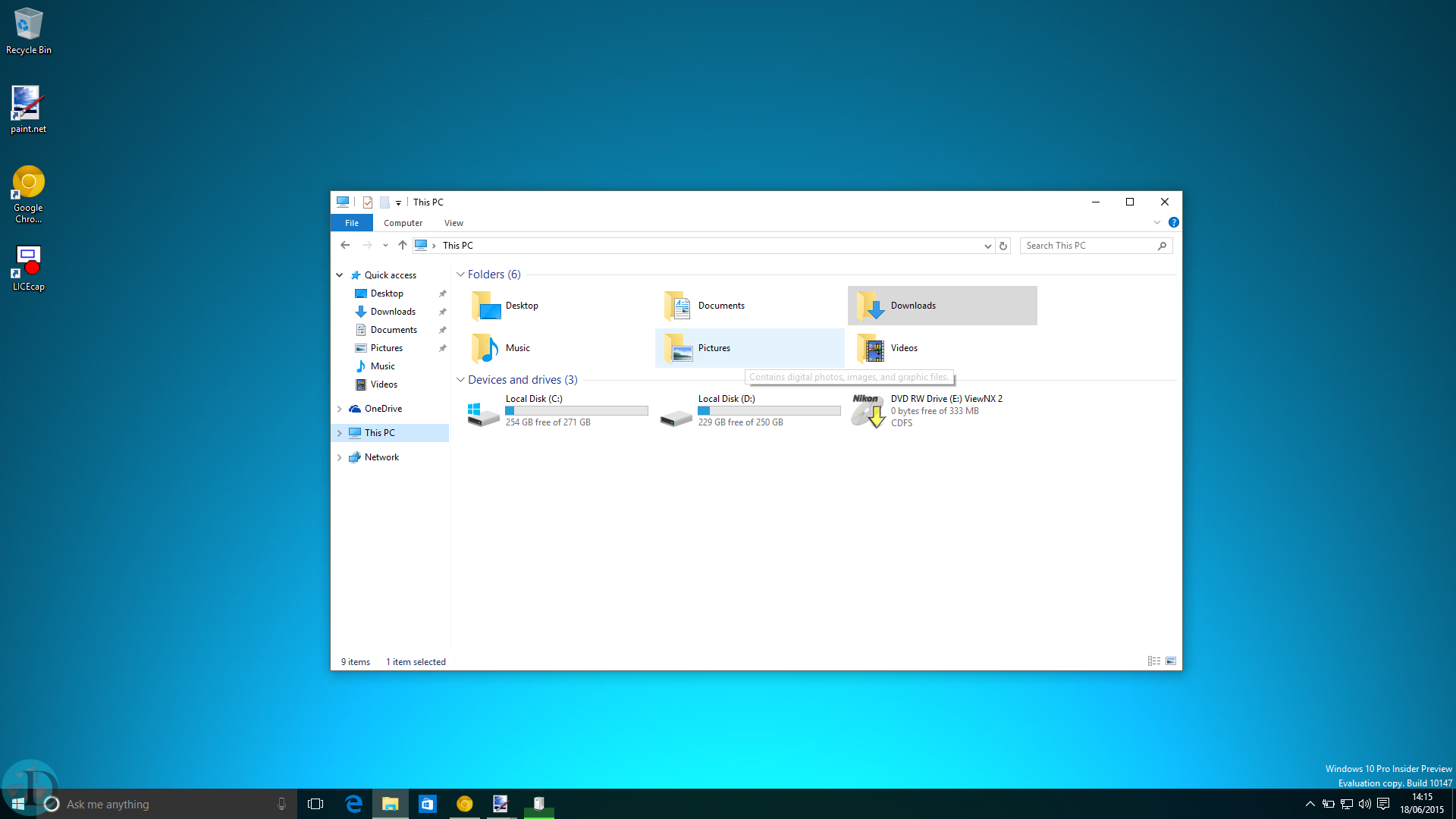 windows 10 build 10147