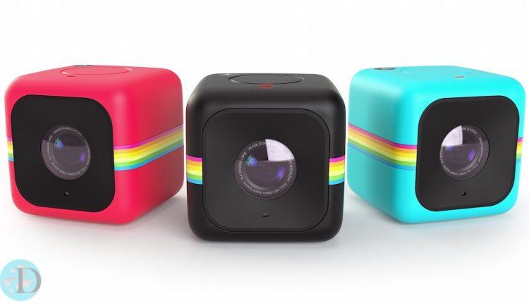 Polaroid's tiny Cube