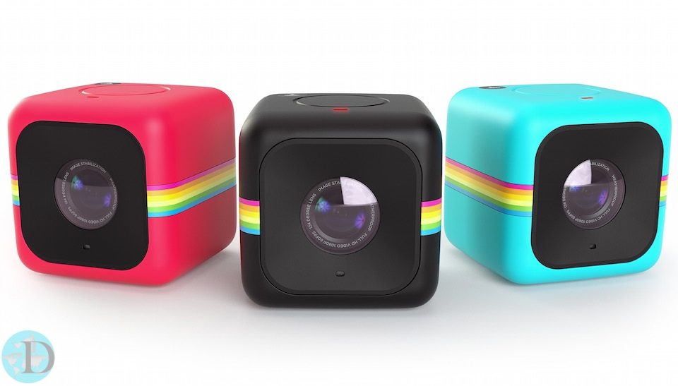 Polaroid's tiny Cube