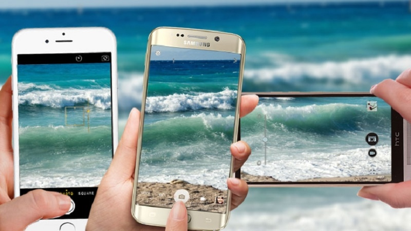 smartphones with 4k video recording