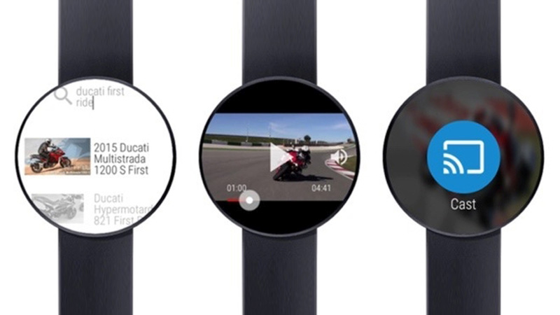 Android-Wear-Youtube-Videos