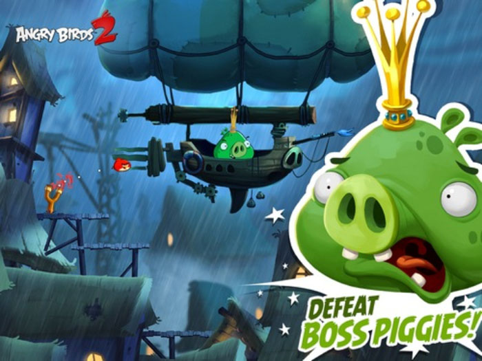 Angry Birds 2 Screen Shot 02