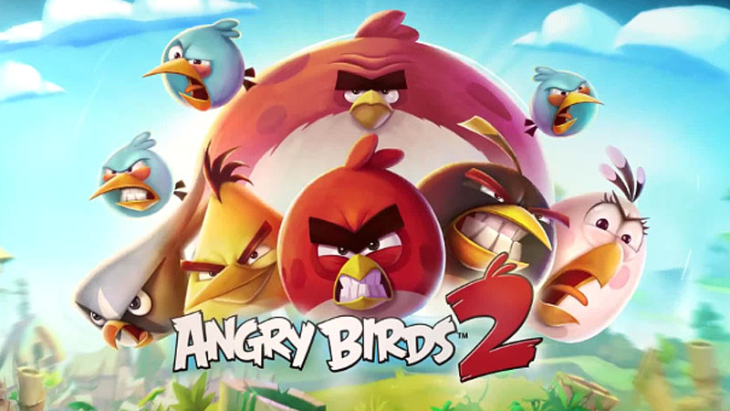 Angry Birds 2 for Android and iOS