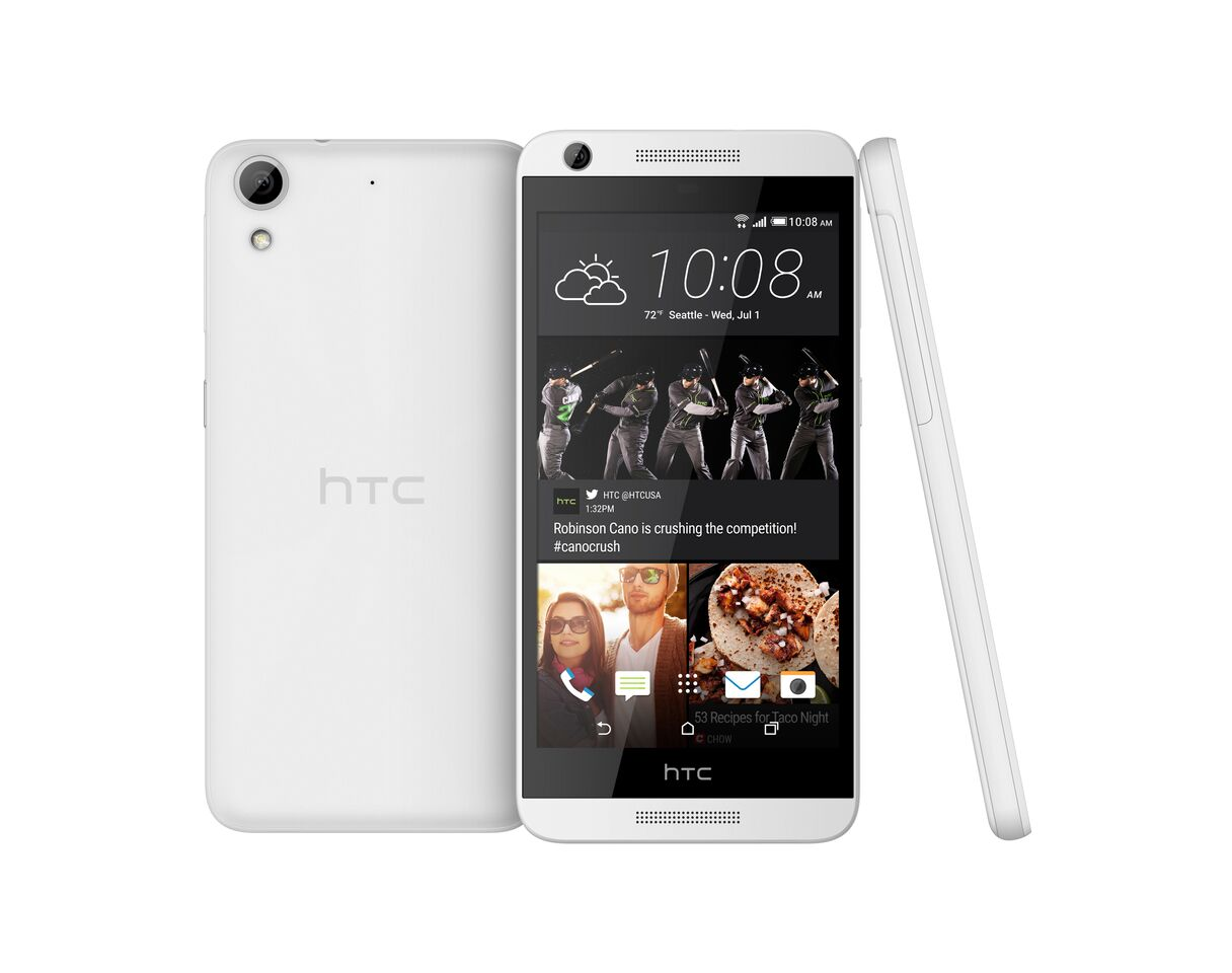 HTC Desire 626, 626s, 526 and 520