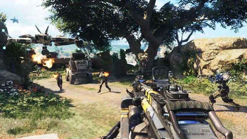 CoD Black Ops 3 Multiplayer