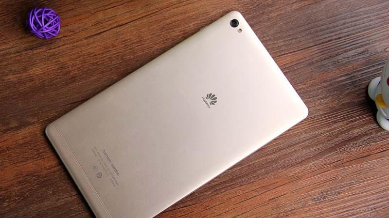 Huawei M2 Back