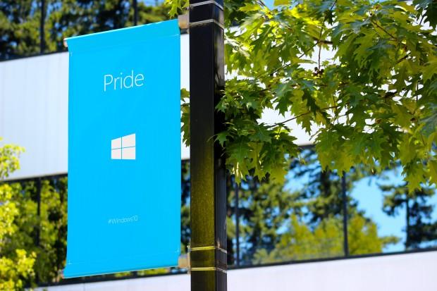 Windows 10 banners