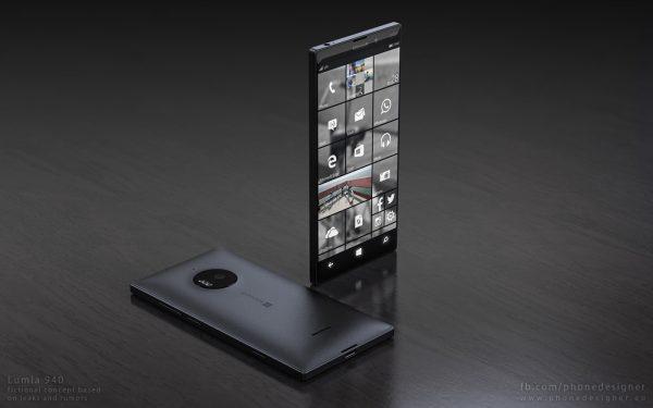 Lumia 940 concept