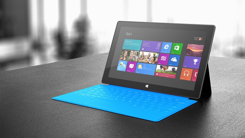 Windows 8.1 RT Update 3 for Surface RT