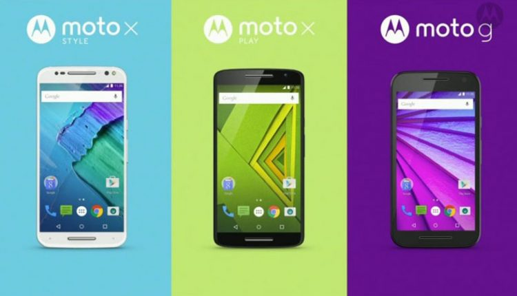 Moto X Style and Moto X Play
