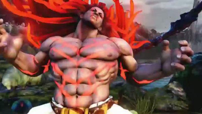 Necalli Super Saiyan