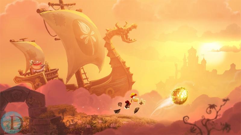 Rayman Adventures 01
