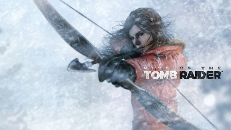 Rise of the Tomb Raider Is 1080p On Xbox One