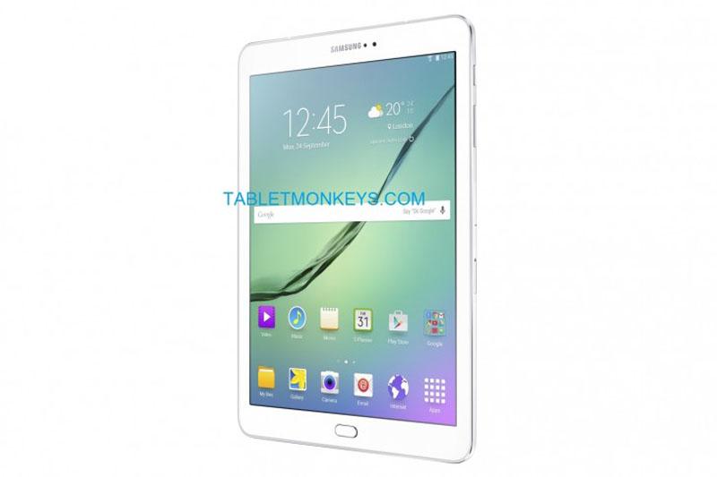 Samsung Galaxy Tab S2 Render 01