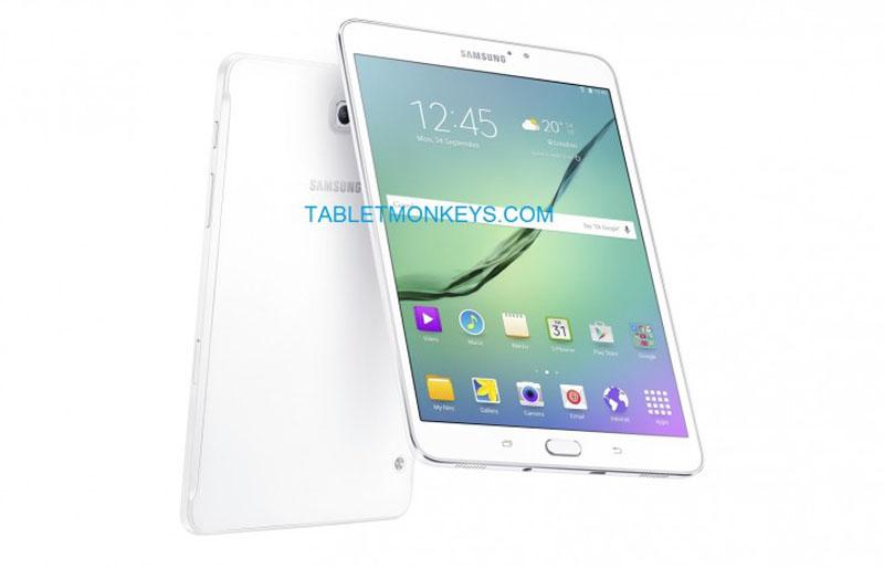 Samsung Galaxy Tab S2 Render 02