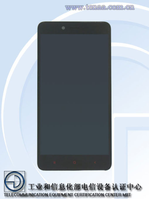Xiaomi Redmi Note 2 By TENAA 01