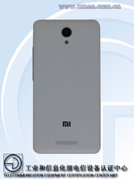Xiaomi Redmi Note 2 By TENAA 02