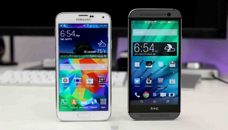 htc one M9 vs galaxy S6