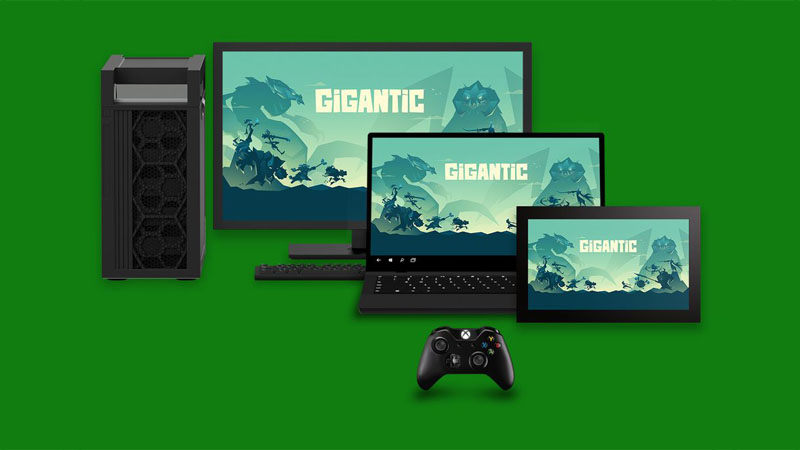 streaming PC games to Xbox One