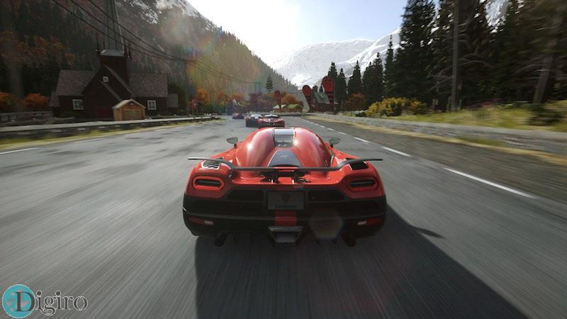 Driveclub Screenshot