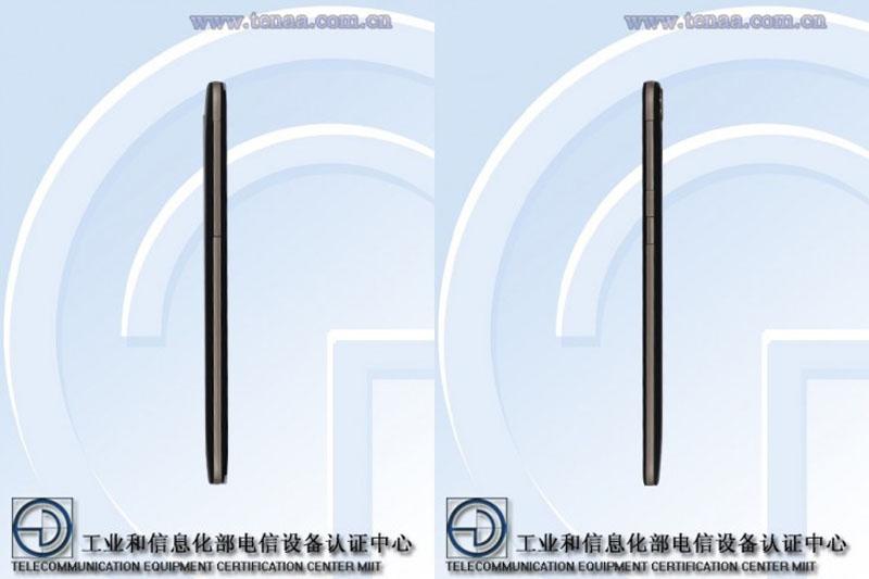 HTC D828w TENAA