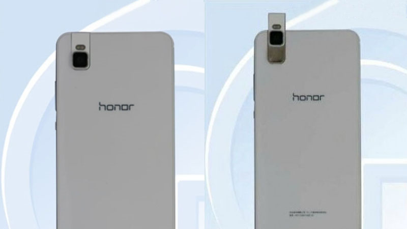 New Honor Phone