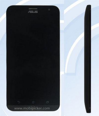 Unannounced Asus ZenFone Model Certified by TENAA 02