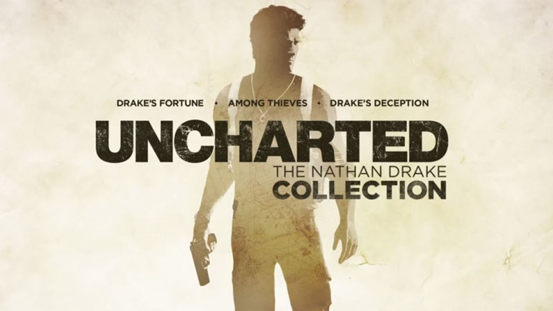 Uncharted The Nathan Drake Collection