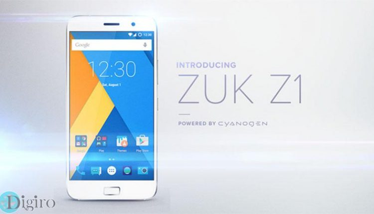 ZUK Z1 International