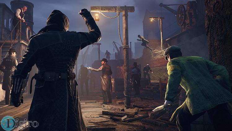 Assassin's Creed Syndicate نوامبر برای ویندوز منتشر می شود Assassin's Creed Syndicate Assassin's Creed Syndicate نوامبر برای PC منتشر می شود acs sc 40 sdcc secretservice gangcommand watermarked 1436565587
