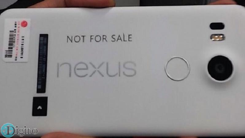 نکسوس 5 ال جی 2015