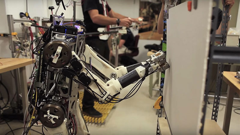 hermes robot