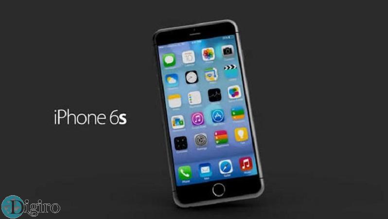 آیفون 6 اس در سه نسخه 16، 64 و 128 گیگابایتی