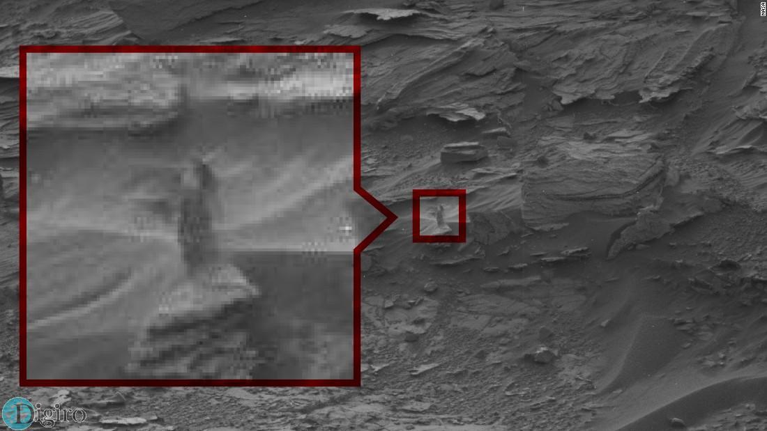 یک زن در مریخ