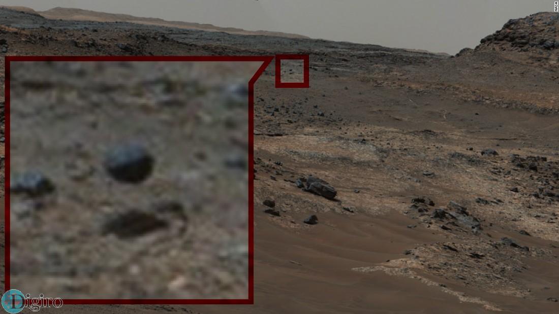کره ای در مریخ