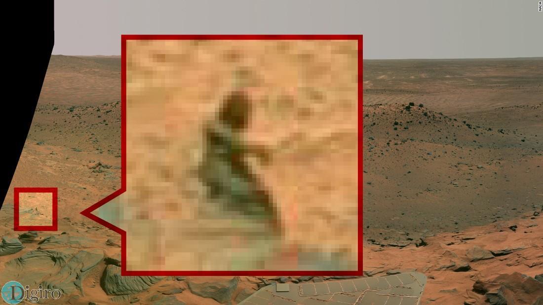 یک افسونگر در مریخ