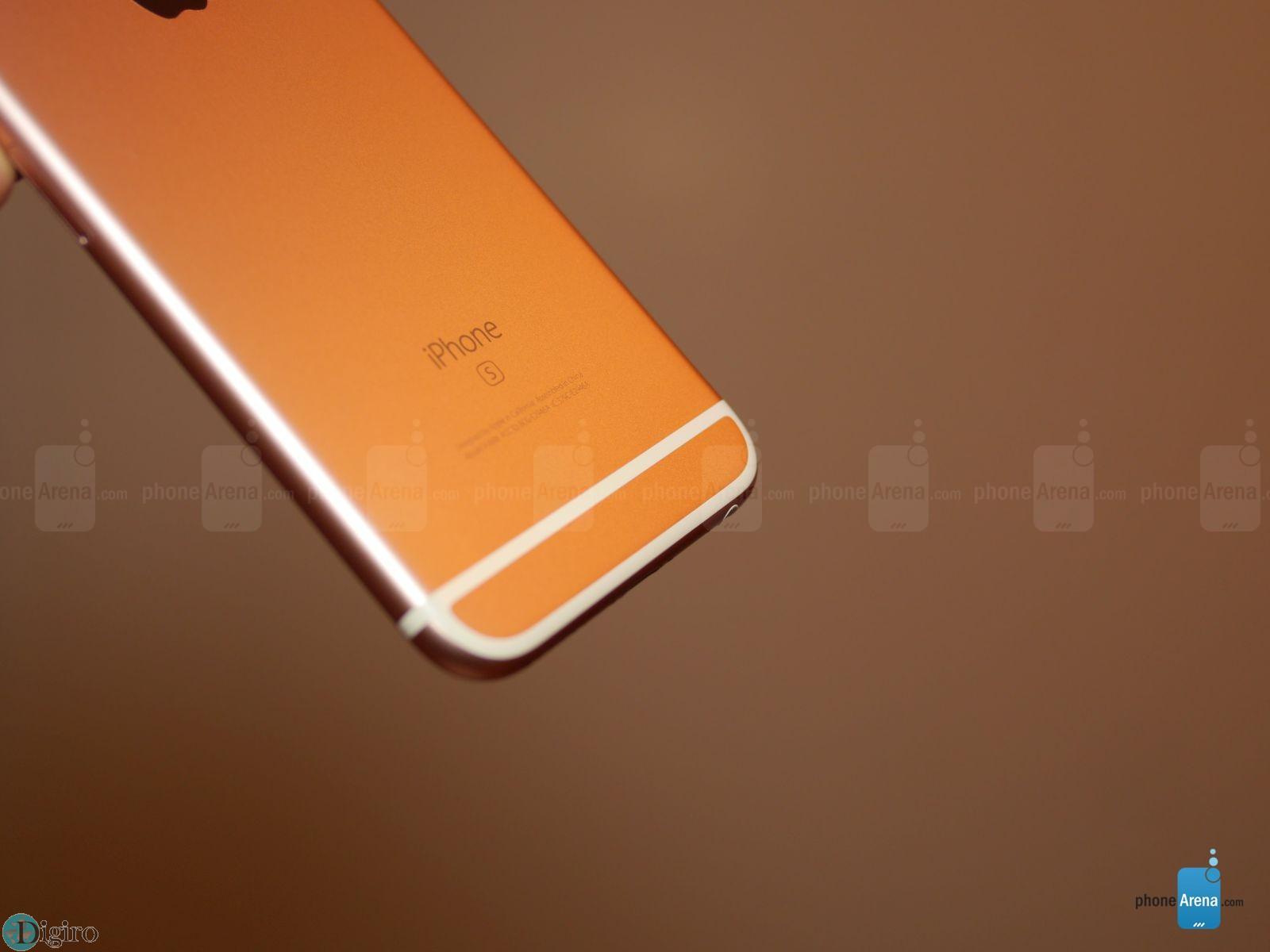 جعبه گشایی آخرین محصول اپل، آیفون 6 اس