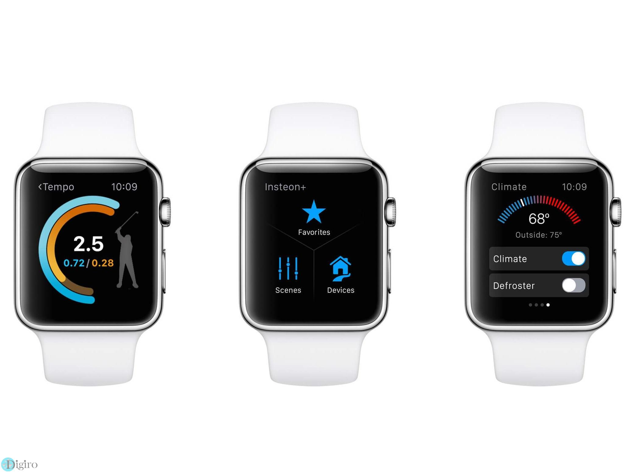 Apple Watch OS2 release