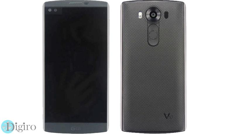 گوشی ال جی V10