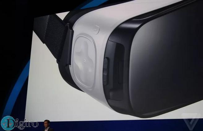 هدست واقعیت مجازی جدید Gear VR سامسونگ