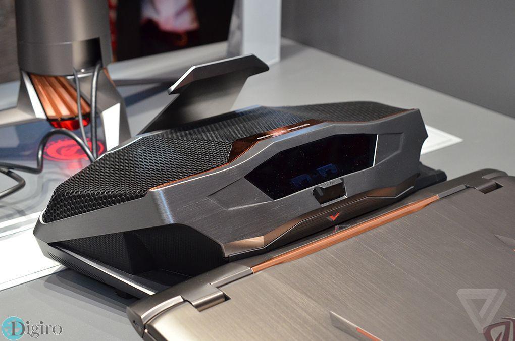 لپ تاپ گیمینگ GX700 ایسوس