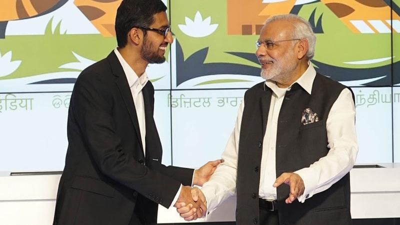 گوگل قصد دارد تا 400 ایستگاه قطار در کشور هند را مجهز به اینترنت WiFi کند
