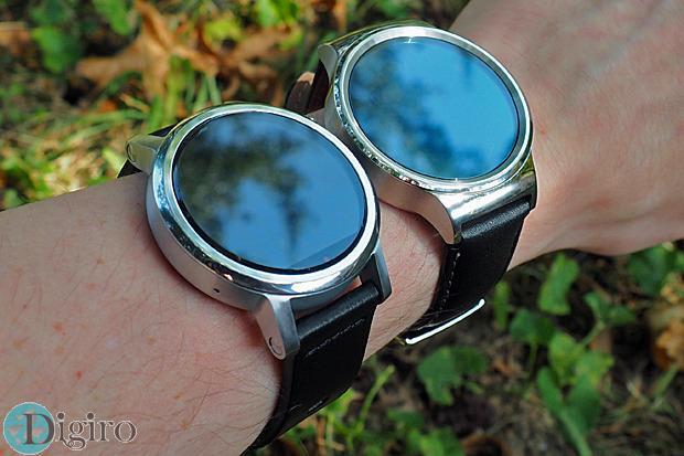 ساعت هوشمند هواوی در مقابل مدل جدید موتو ۳۶۰