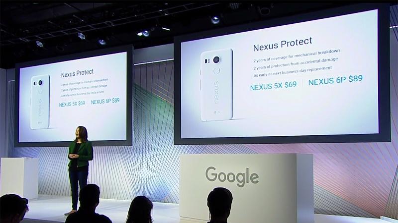 نکسوس پروتکت پاسخ گوگل به سرویس AppleCare است