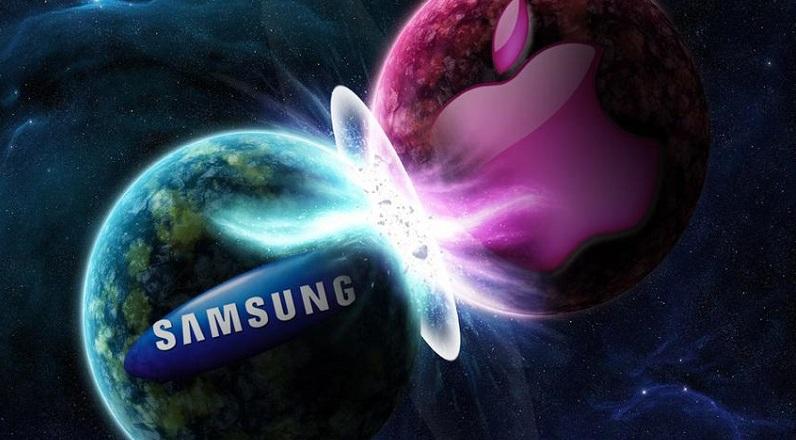 فروش دوبرابری گوشیهای هوشمند سامسونگ در برابر اپل در سهماهه سوم سال ۲۰۱۵