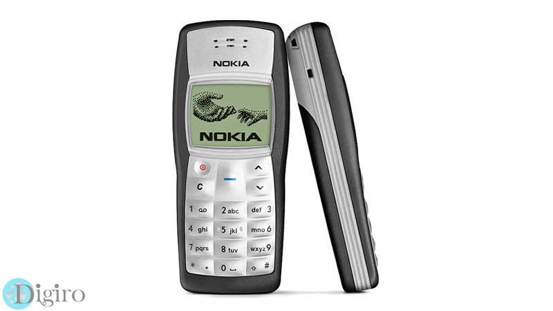 آیا می دانستید 1100 نوکیا، پرفروشترین گوشی تاریخ است؟