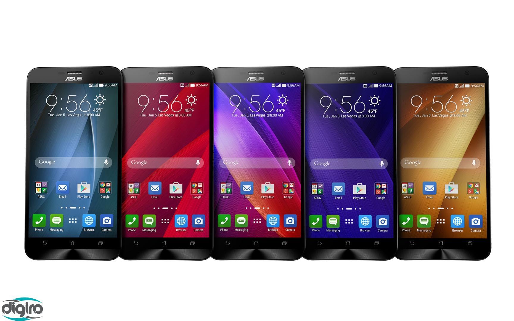 تلفن های هوشمند با قابلیت های متفاوت